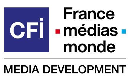 Logo France Médias Monde